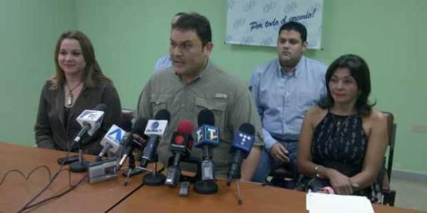 Directiva CNP Zulia 2012 - 2014